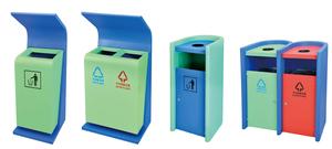 環保垃圾桶211、212、213、214