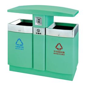 環保分類垃圾桶215