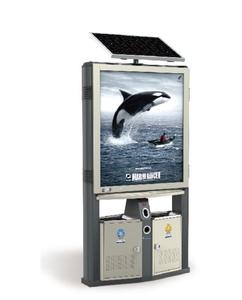 節能型廣告桶235